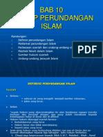 Bab 10 pengajian islam - Konsep Perundangan Islam