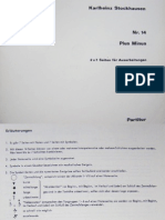 Stockhausen - Plus Minus