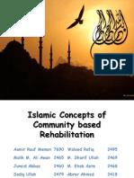 Islamic Conecpt of CBR