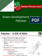 PTI Environment Policy Vision