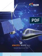 Electric World 2013