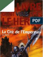 Loup Solitaire 28 - La Cite de l'Empereur