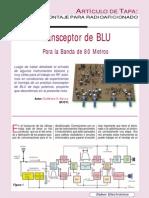 Transceptor de BLU