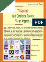 TV Satelital 3