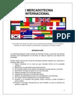 3.2 Mercadotecnia Internacional (1)