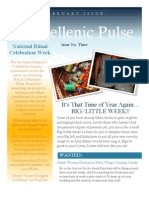 Panhellenic Pulse - February 2013