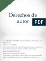 4.- IAW Derechos de Autor