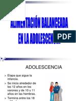 Sesion Educativa Mediante Laminas de Diapositivas
