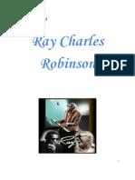 Ray Charles - 2º evaluación
