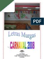 Letras de Murgas