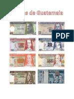 Billetes de Guatemala.docx