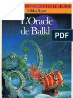 Metamorphoses 2 - L'Oracle de Balkh