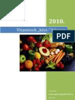 6787 Vitamin Kezikonyv
