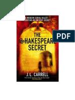 Jennifer Lee Carrell a Shakespeare Titok