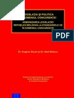 Armonizarea La St. UE in Domeniul Concurentei