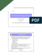 SD 1.1.3 Design Criteria