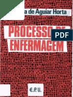 Livro - Processo de Enfermagem - Wanda Horta