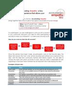AE Participant Info Sheet 2013