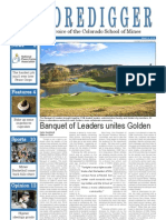 The Oredigger Issue 18 - March 5, 2012