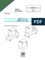 QGS 5 - 7.5 Parts Book
