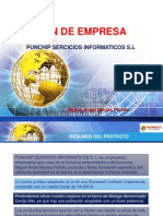 Plan de Empresa Punchip