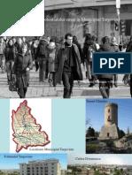 Analiza Potentialului Uman in Municipiul Targoviste - Apostol Mariana-Nicoleta, Grupa 305, Turism