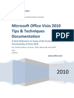 VISIO 2010 Tips and Techniques Handbook