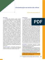 ZANELLA, Maria Nilvane. As bases teóricas da socioeducação (UCB)