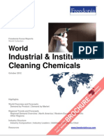World Industrial & Institutional Cleaning Chemicals