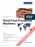 World Food Processing Machinery
