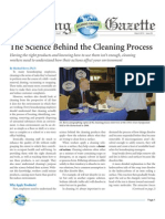 The Cleaning Gazette - March, 2013