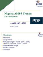 2007 - 2009 AMPS Trends (PAMRO) 4g 24Aug09 - Olayiwola Afolabi