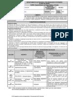 PLANO DE ENSINO - Redação de Peças Processuais
