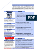 p4f Formation Creer Page Facebook Entreprise