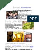 Promocions i ofertes març-abril cat