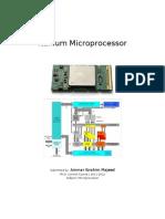 Itanium Microprocessorr.doc