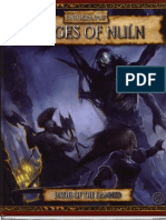 Warhammer Fantasy Roleplay 2ed - Paths of the Damned 3 - Forges of Nuln