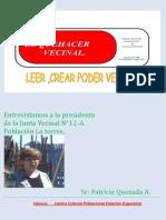 Periódico  EL QUEHACER VECINAL