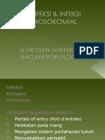 Infeksi & Infeksi Nosokomial