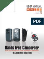Hd50 User Manual
