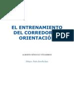 El Entrenamiento del Corredor de Orientación_Alberto Minguez Viñambres