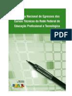 Pesquisa Nacional de Egressos Dos Cursos Tecnicos