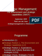 Strategic Management 2 2009 Full Time
