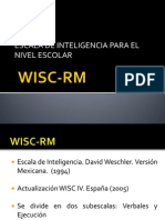 WISC-RM