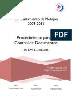 PRO-MEG-DIN-003