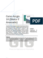 Cotizacic3b3n Clases Arcgis 10