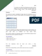 Calculadora en Java