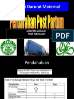 Pendarahan Post Partum