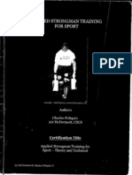 Applied Strongman Training for Sport POLIQUIN and McDERMOTT 2005 0-110x