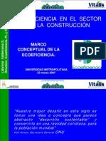 Ecoeficiencia en la Construcción